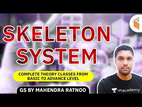 Skeleton System of Human Body (Basic to Advance Level) | GS by Mahendra Ratnoo
