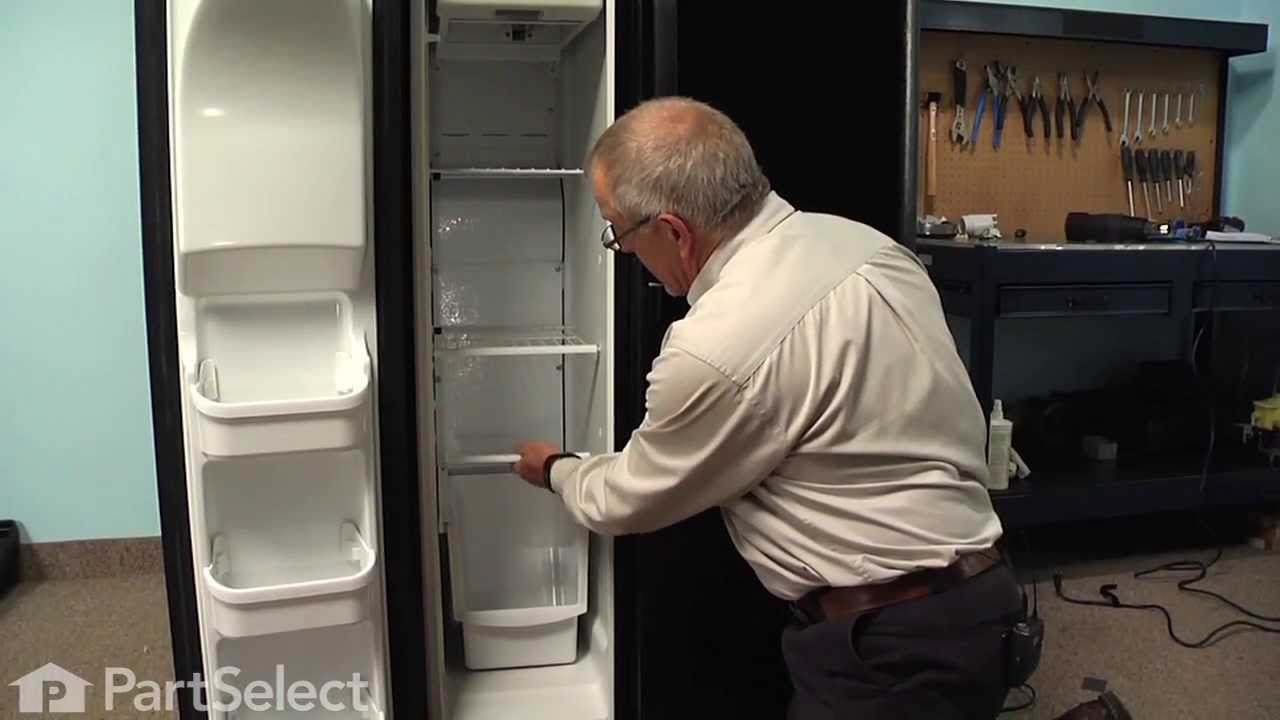 Replacing your Frigidaire Refrigerator Defrost Thermostat Kit