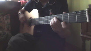 Triste / Antonio Carlos Jobim (Guitar solo Version)