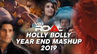 The Bollywood And Hollywood Romantic Mashup 6- 2019 | VDJ ROYAL