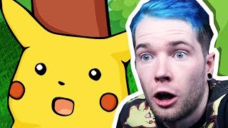 I'M SO EXCITED, I GOT MEW!! | Pokemon Let's Go Pikachu #1