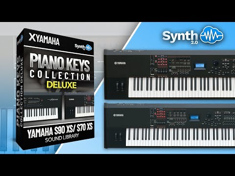 Piano & Keys / Collection - Sound Bank For Yamaha S90xs / S70xs (Synthcloud Library) Mp3