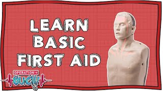 Learn Basic First Aid | Operation Ouch | Nugget
