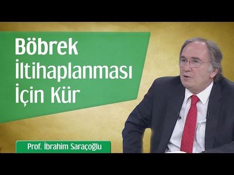 Nefrit - Böbrek İltihaplanması İçin Kür | Prof. İbrahim Saraçoğlu