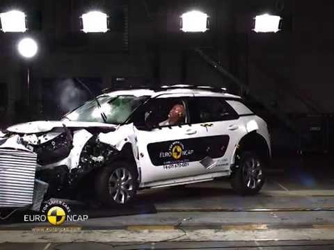 NCAP: Citroën C4 CACTUS