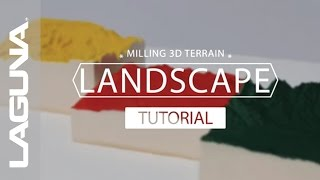 Max CNC Tutorial 3D Landscape