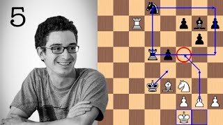 Fabiano Caruana vs Magnus Carlsen | Game 5 - 2018 World Chess Championship