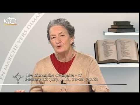19e dimanche ordinaire C - Psaume