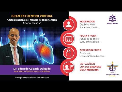Enfermedad hipertensión en los que está presente