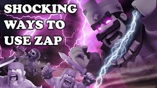 Clash Royale | How to Use Zap: Synergy - Advanced Tech