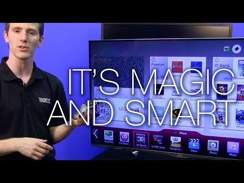 LG LA7400 Smart TV, NFC Sharing, Magic Remote Showcase NCIX Tech Tips