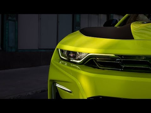 2019 Chevy Camaro Gets A Shocking Makeover, 2018 SEMA Show In Las Vegas