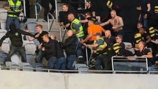 Sjuka händelser i AIK #2