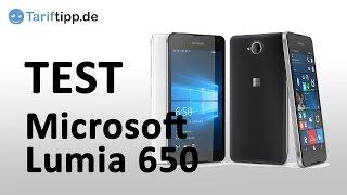 Microsoft Lumia 650   Test deutsch