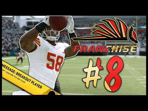 We Are Running out of RBs | Madden 20 Relocation Franchise #8
