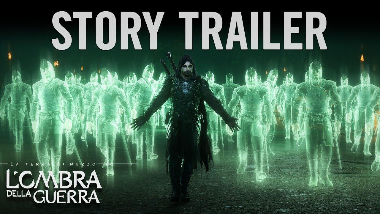 La Terra di Mezzo: L'Ombra della Guerra - Story Trailer