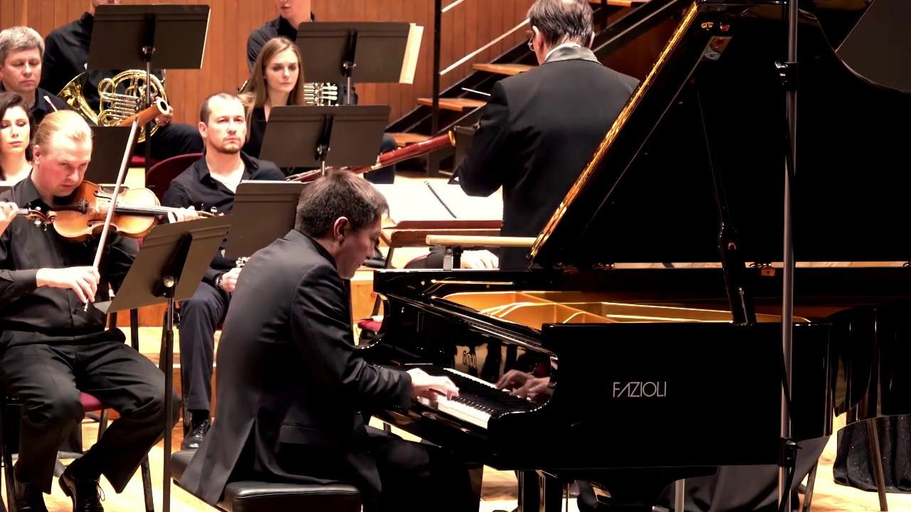 F. Kempf - Concerto n.2 di Chopin