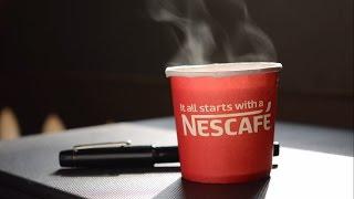 "Motivational Ads - ""Exam Motivation"" Advertisement : Nescafe"