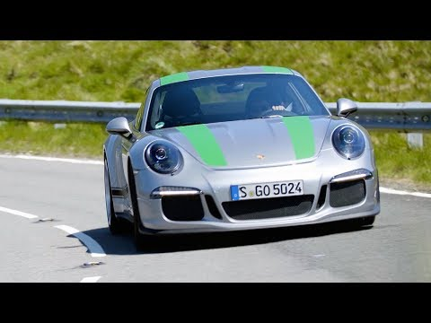 Chris Harris Drives: Porsche 911R Vs Peugeot 205 Rallye | Top Gear