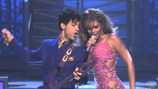 Prince&Beyonce Purple Rain Acoustic(Voice Official)Grammy 2016
