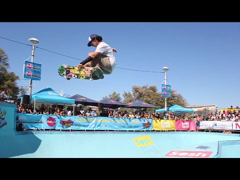 Vincent Matheron @ Sosh Freestyle Cup 2015