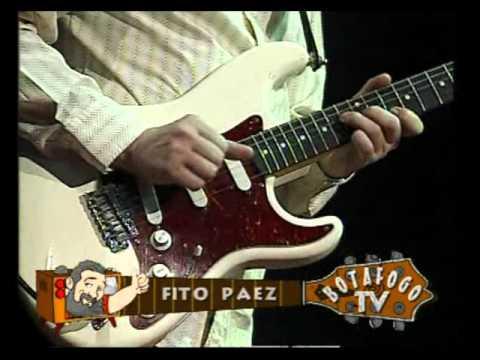 Don Vilanova / Botafogo video Zapada (Fito Páez) - Fito Páez & Botafogo - Botafogo TV 2005
