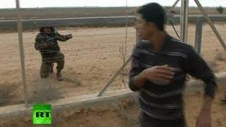 Video: Scena strzelaniny na granicy Strefy Gazy i Izraela po zabiciu Palestyńczyka przez IDF