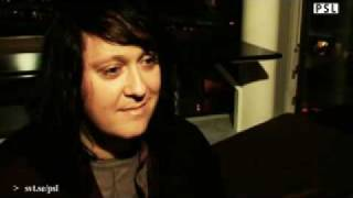 "Antony Hegarty - Interview Part 1/2 (about ""The Crying Light"")"
