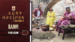 Lost Recipes - Season 2 - Episode 1 - HAMPI - Preview