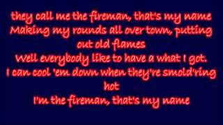 George Strait The Fireman Lyrics