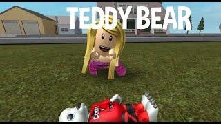 Teddy Bear(RBLX music video) w/(ReginaArce roblox account)