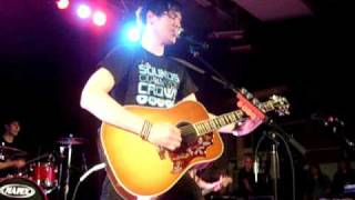 I'll Be There - Faber Drive LIVE @ c.a..w hall