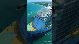 CHANNEL DJI PHANTOM PRO - BIG SHIP HOLIDAY