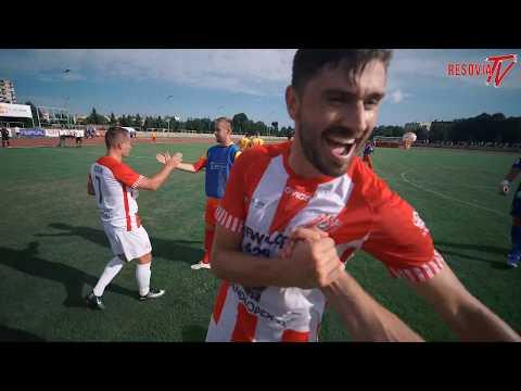 WIDEO: Apklan Resovia - Znicz Pruszków 3-0 [KULISY]