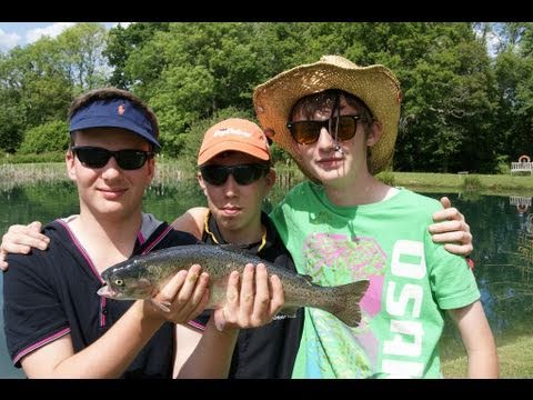 Fieldsports Britain – Fishing with schools, foxing and pheasants