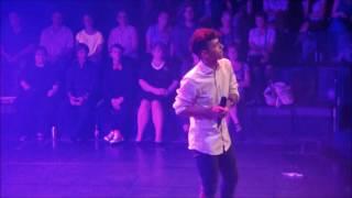 Jan Bendig - Mission M5J Dance Show (RockOpera Praha 30.6.2016)
