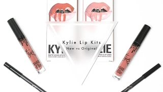 Take Two Review  Kylie Jenners Lip Kit Candy K