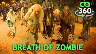 Zombie - Breath Of Zombie 360º Virtual Reality #360Video #VirtualReality #VR #360