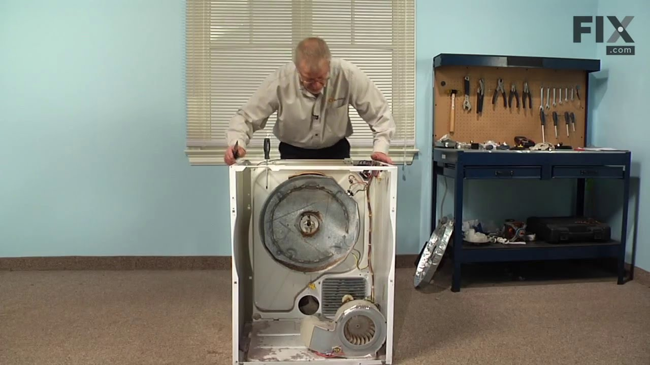 Replacing your Frigidaire Dryer Heating Element Assembly