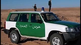 اصعب مهنة ( #التهريب) شباب صحراء الجزائر