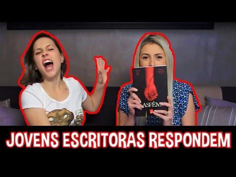 JOVENS ESCRITORAS RESPONDEM