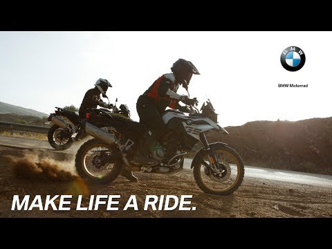 2019 BMW F 850 GS in Centennial, Colorado - Video 1