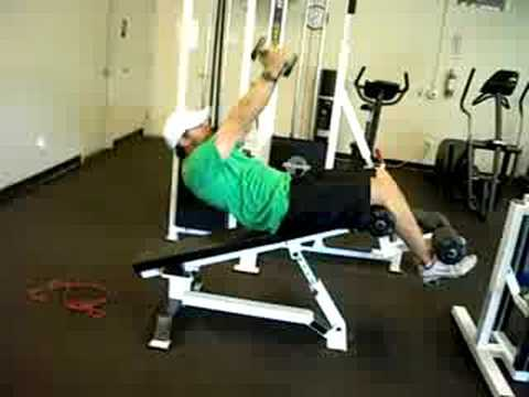 Weighted Decline Sit Up Exercise Com