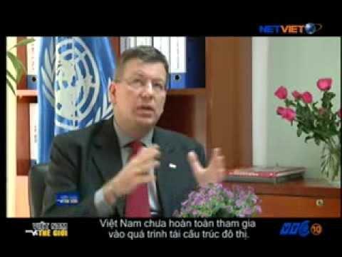 International Youth Day: VTC10 Interview with Mr. Arthur Erken, UNFPA Representative in Viet Nam