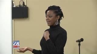 HOPE Workshop on Relationships at Jacksonville State University