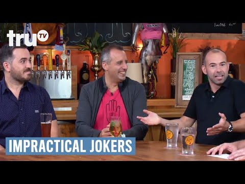 Impractical Jokers: After Party - Murr's Table Takedown (Punishment Bonus Footage) | truTV