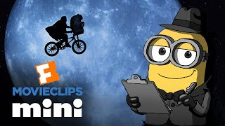 Watch the Minions enjoy ET The ExtraTerrestrial