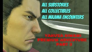 Yakuza Kiwami 100% Guide : All Substories & Pocket Circuit Tournaments / Part 3