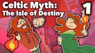 Celtic Myth - The Isle Of Destiny - Extra Mythology - #1
