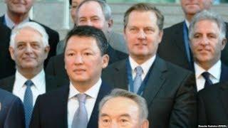 ОПГ зятя президента Назарбаева Тимура Кулибаева